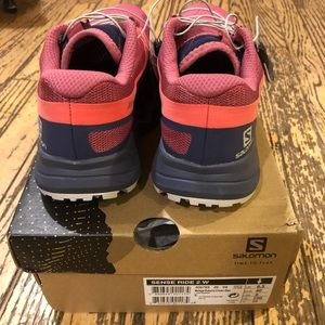 Salomon Shoes - Salomon Women's Sense Ride 2, size 8